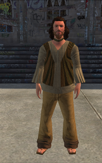Hippie male - ArenaClothingStore - character model in Saints Row