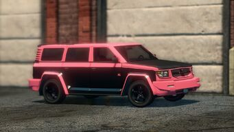 Kayak - Genki variant front right in Saints Row The Third