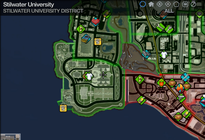 Stilwater University | Saints Row Wiki | FANDOM powered by Wikia on red dead redemption map full, terraria map full, dying light map full, just cause 2 map full, test drive unlimited 2 map full, gta 4 map full, saints on the map, dota 2 map full, goat simulator map full, far cry 4 map full,