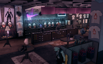 Nobody Loves Me - interior left in Saints Row The Third