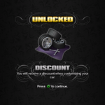 Saints Row unlockable - Discounts - Vehicle Customization