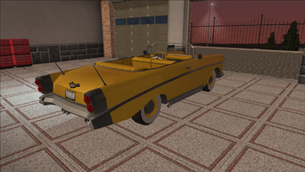 Saints Row variants - Hollywood - ClassicYellow3 - rear right