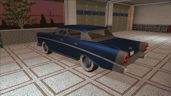 Saints Row variants - Hollywood - HooptieBlue2 - rear left