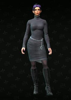 Viola Saints - character model in Saints Row The Third