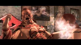 Waste Not Want Not - Maero's face burning