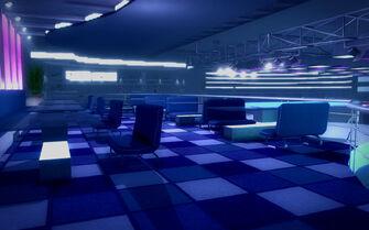 Club Koi - upper seating area