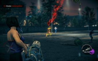 Escape the Dominatrix - Finish Dominatrix objective