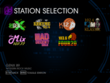 Radio Stations in Saints Row IV