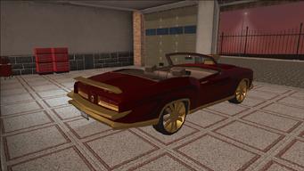 Saints Row variants - Vegas - Gang LC - rear right