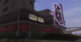 Tee'N'Ay - exterior corner in Saints Row