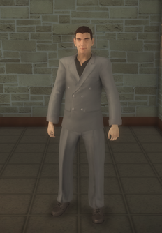 Vinnie - character model in Saints Row 2