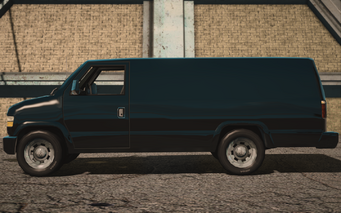 Anchor - CS Van - left in Saints Row IV