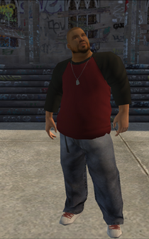 Los Carnales male Thug2-01 - h04 - character model in Saints Row