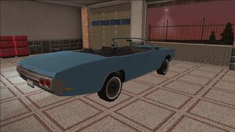 Saints Row variants - Cavallaro - VK06 - rear right