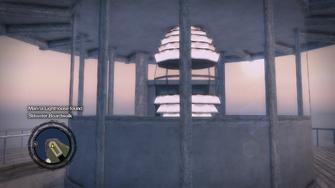 Secret Area - Marina Lighthouse found