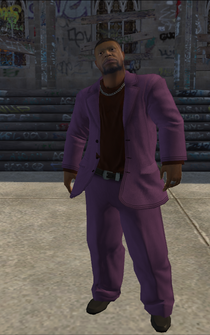 Snatch - Will - character model in Saints Row