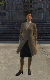 BusinessWoman-01 - white - character model in Saints Row