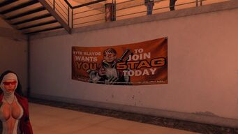 STAG and Nyte Blayde - Wants You poster