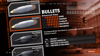 Saints Row Money Shot Bullet - Vendetta