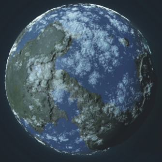 Vfx earthvue