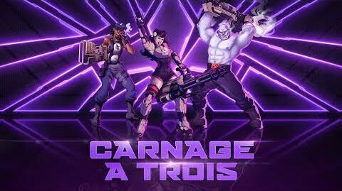 Agents of Mayhem - CARNAGE A TROIS ES
