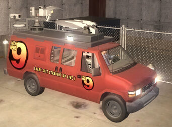Anchor - News 9 - front right in Saints Row 2