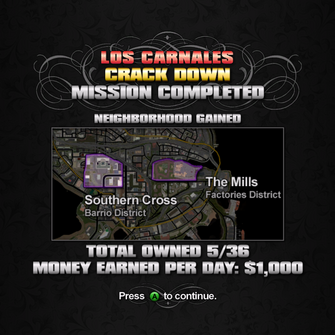 Crack Down - complete