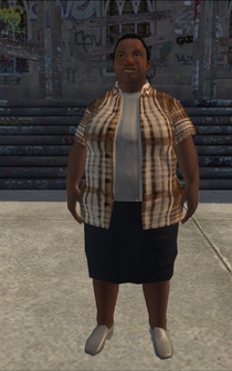 FatLady - SRClothingStore - character model in Saints Row