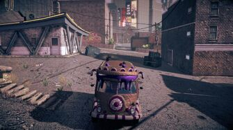 Half Baked - front in Saints Row IV