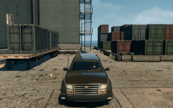 Keystone - front in Saints Row The Third