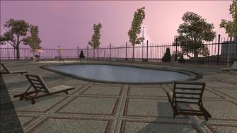 Price Mansion - pool