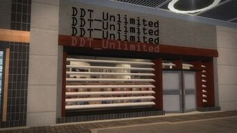 Rounds Square Shopping Center - DDT Unlimited