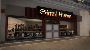 Rounds Square Shopping Center - Sinful Harem