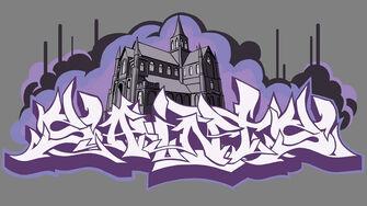 Saints Graffiti05 texture