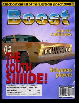 Boost-unlock bootlegger