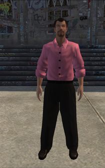 Highincome - Stefan - character model in Saints Row