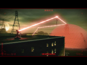 Hotspots intro in Saints Row IV
