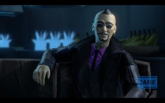 Meet the Dominatrix - Donnie interview