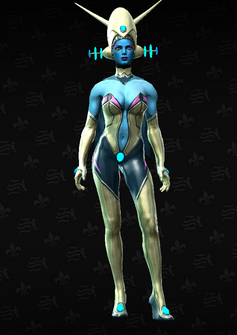 Space Amazon Elite - character model in Saints Row The Third