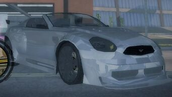 Zenith - front right low angle in Saints Row 2