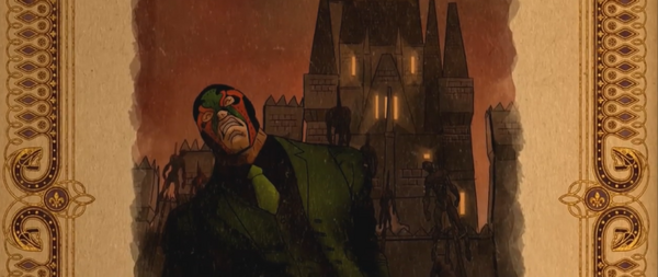 Gat out of Hell cutscene - Killbane's punishment