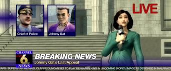 Jane Valderamma Appointed Defender newscast Saints Row 2
