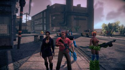 Maero in Saints Row IV