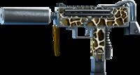 SRIV SMGs - Rapid-Fire SMG - Magna 10mm - Giraffe