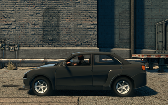 Wakazashi - left in Saints Row The Third