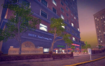 Adept Way in Saints Row 2 - De Warren Offices