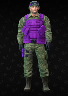 Gang Customization - Guardsmen 2 - John - in Saints Row The Third