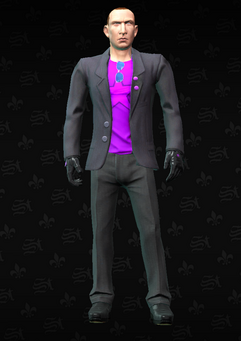Gang Customization - Morning Star 4 - Pete - in Saints Row The Third