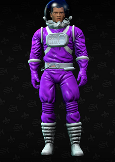 Gang Customization - Space Saints 3 - Taylor - in Saints Row The Third