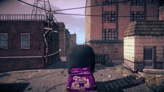 Gat Mobile - rear in Saints Row IV
